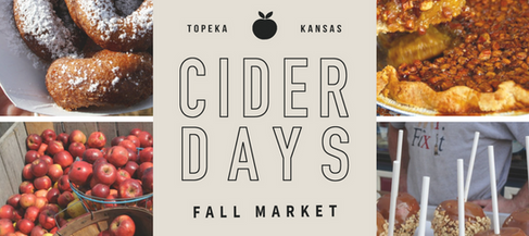 The food of Cider Days