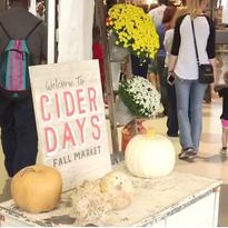 Entrance to Cider Days