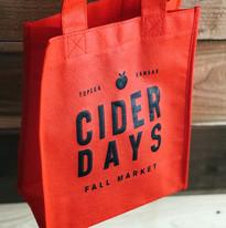Cider Days Market Bag