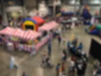 Kansa KidsFest Floorplan