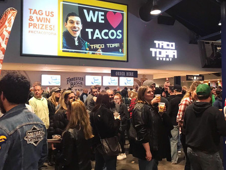 Tacos Y Tequila combines with TacoTopia