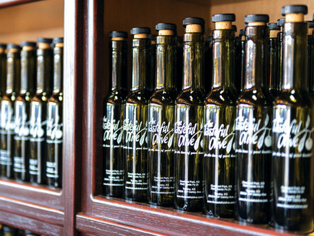 Vendor Spotlight: The Tasteful Olive