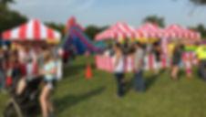 Carnival Guy Party Rntals in Topeka Kansas
