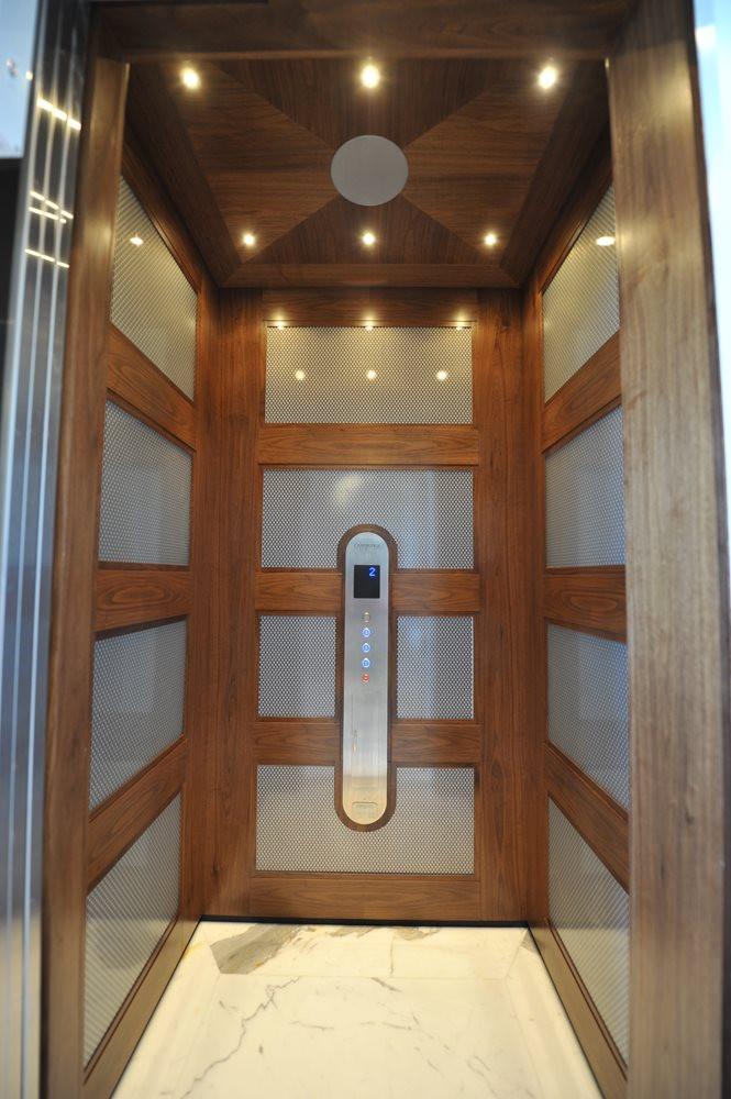 Home Elevator Kelowna Cab