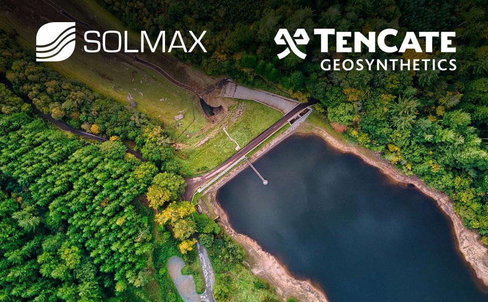Ein Interview mit Jean-Louis Vangeluwe (Präsident Solmax) über die Übernahme von TenCate Geosynthetics.