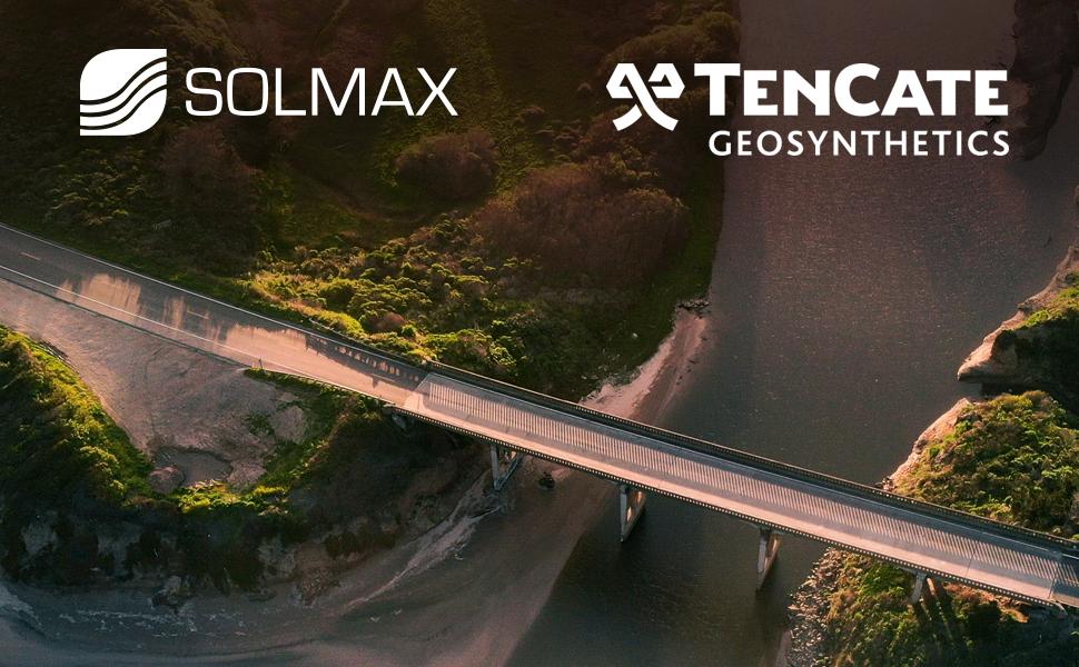 Solmax übernimmt TenCate Geosynthetics und wird zum weltweit führenden Anbieter von Geokunststofflösungen.