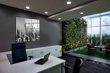 60X120 תמונת נוף למשרד בגודל