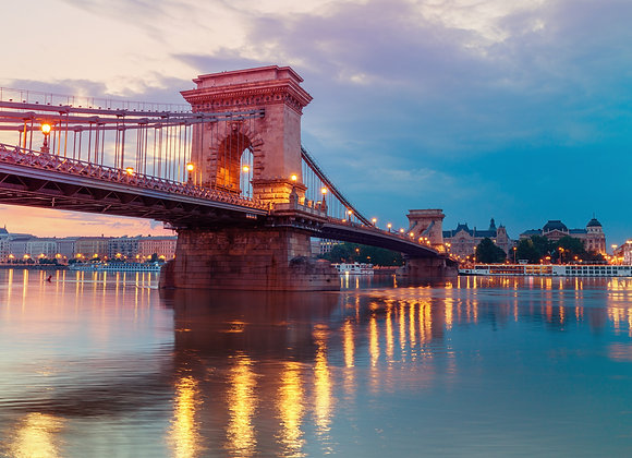 גשר שרשרת בבודפשט