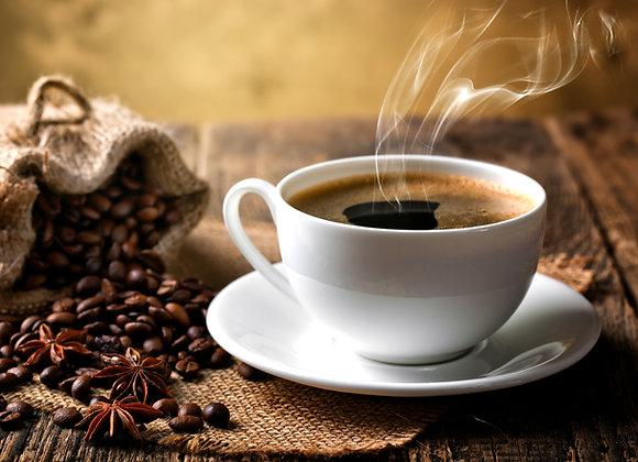 כוס קפה חם