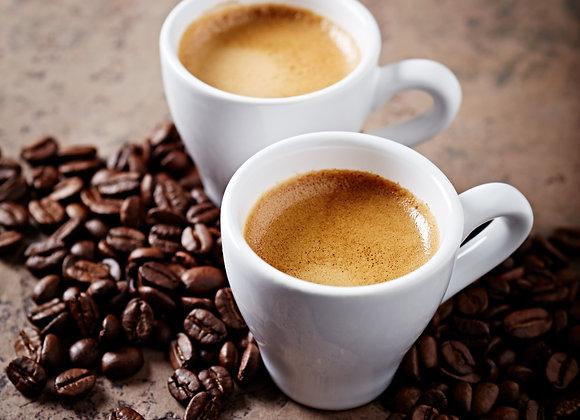 שני כוסות קפה