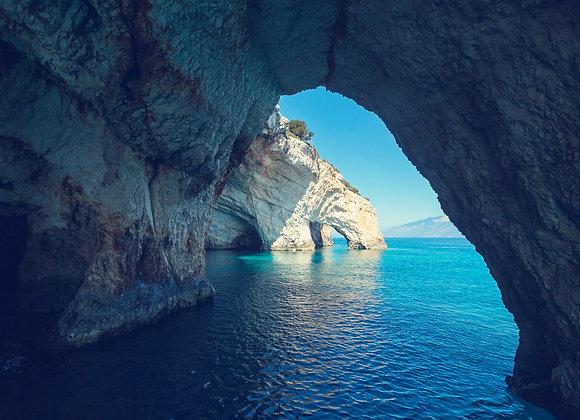 נוף באי יוון