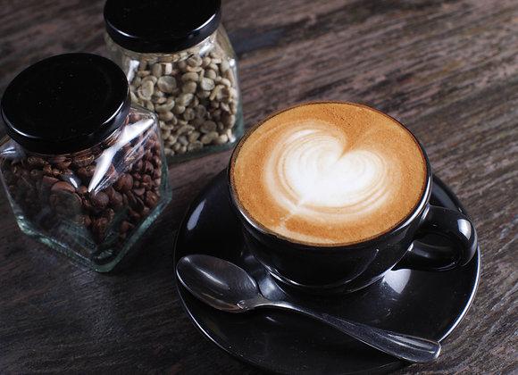 קפה מוקצף