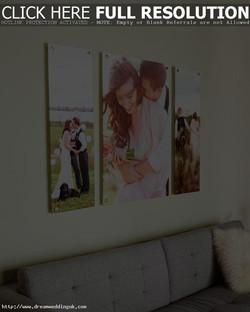 chic-wedding-photo-wall-display-turn-you