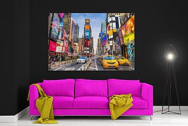 70X100 תמונה מדהימה לסלון בגודל