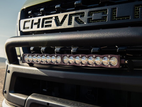 2020 AEV Chevrolet Colorado ZR2 Bison First Drive When what your Chevy dealer offers you isn't enoug