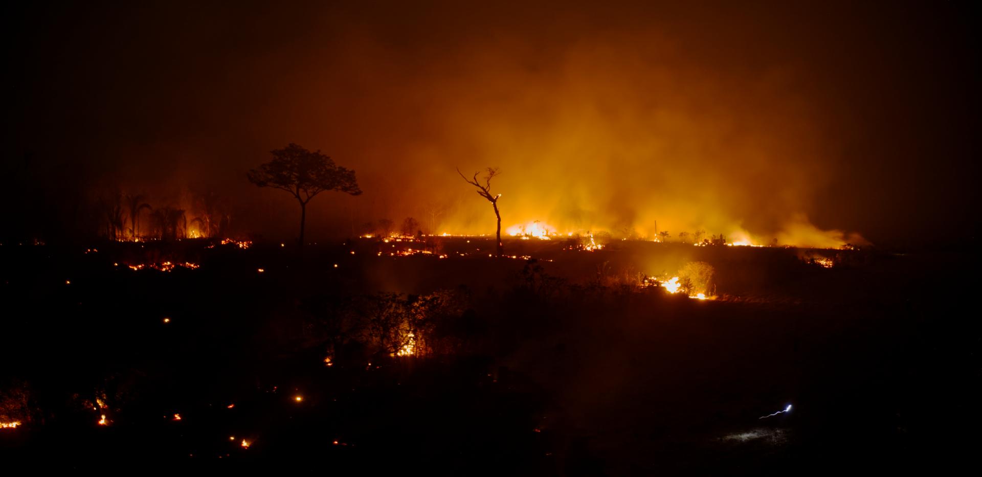 BOLIVIA-AMAZONíA-ESTEBAN BARRERA