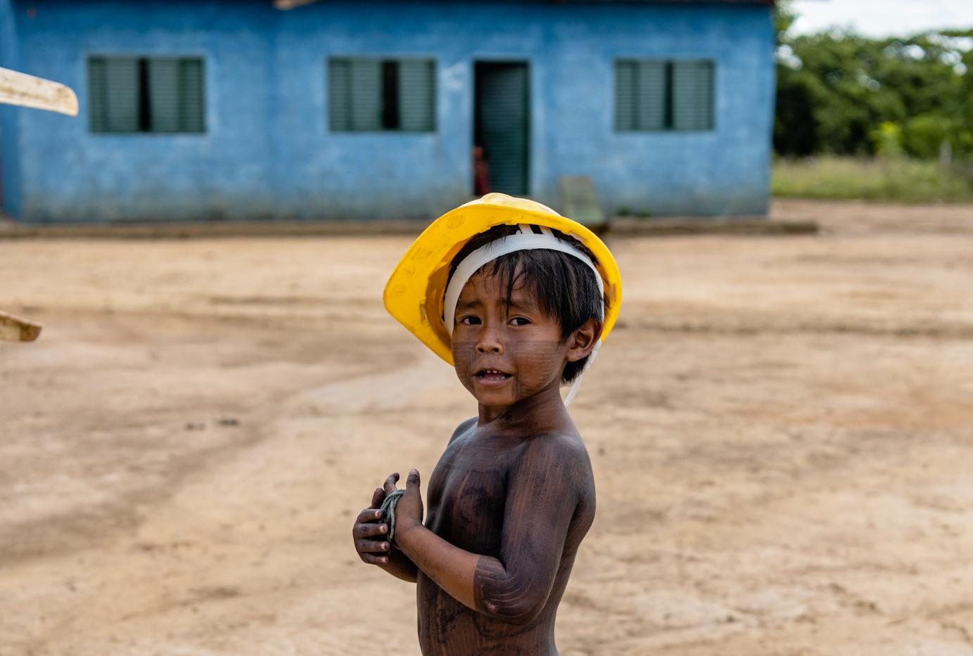 BRASIL-AMAZONÍA - ESTEBAN BARRERA