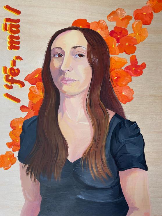 Portrait #1