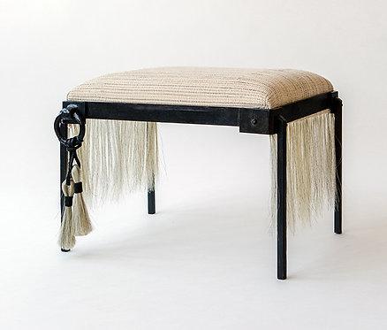 HORSE HAIR BENCH NO. 1