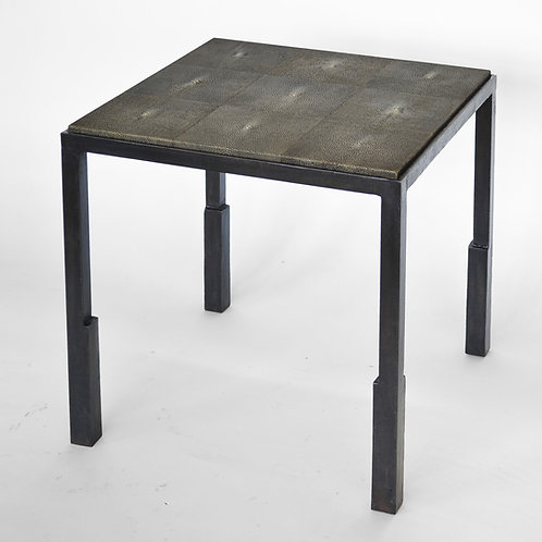 TABLE NO. 9 - SHAGREEN
