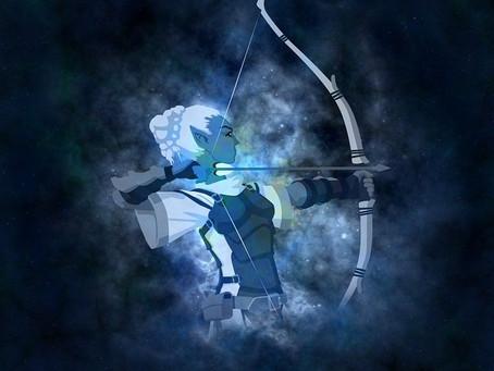 Né (e) sous le signe du Sagittaire(22 Novembre- 22 Décembre)