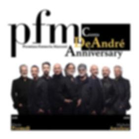 PFM Canta De Andrè - Anniversary