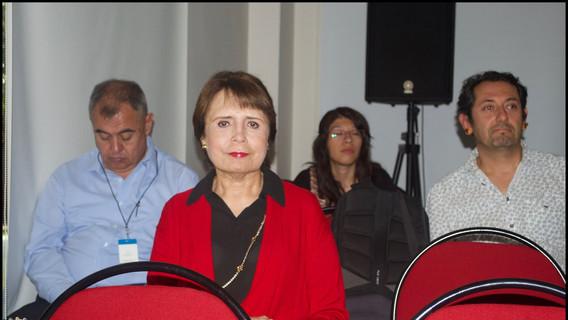 Dra. Margarita Loera, coordinadora del Seminario Permanente de Antropología de la Montaña y del Clima.