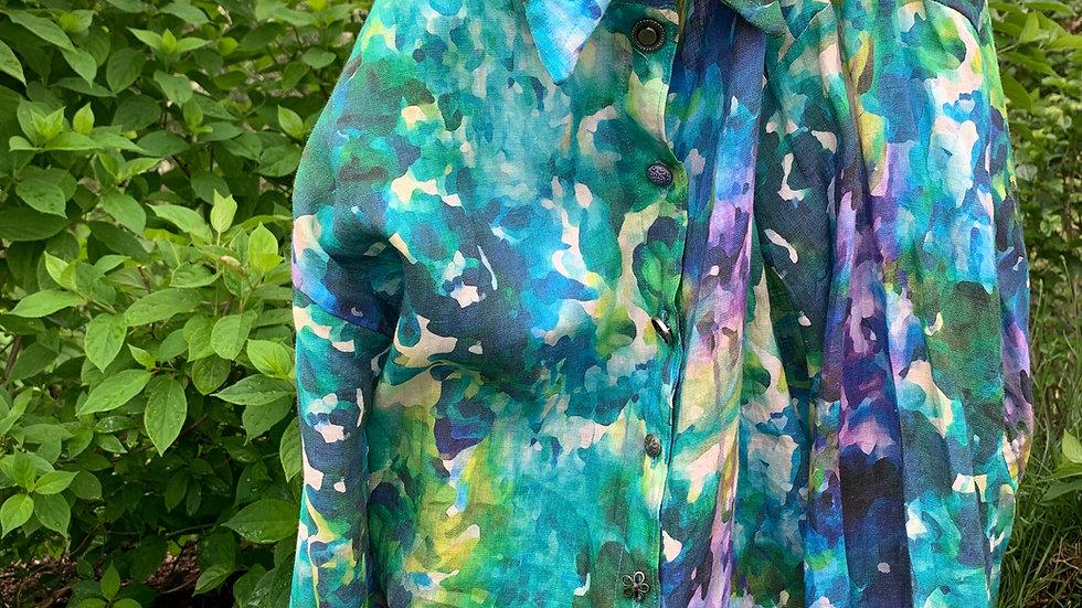 Blue Velvet, wearable art