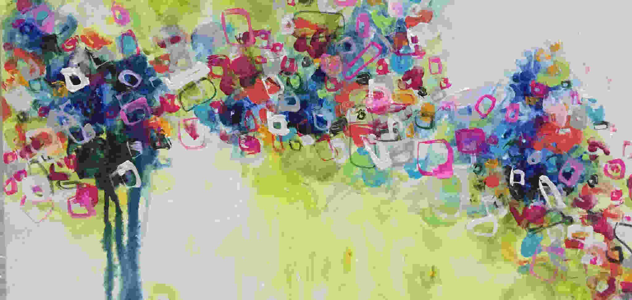 Shapes and Colour | Darlene Watson Artist | Ontario | Darlene Watson ...
