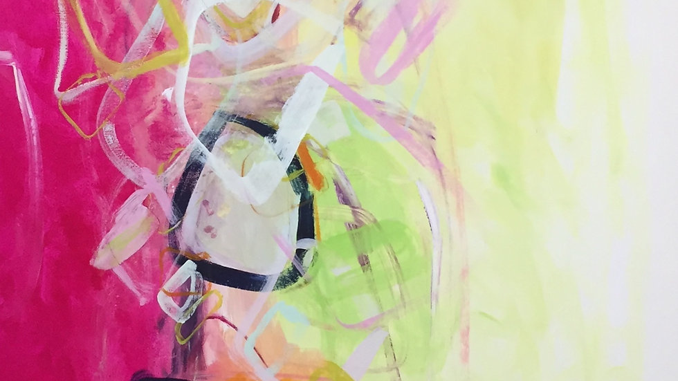 """You're All That To Me, 48""""x96"""""""
