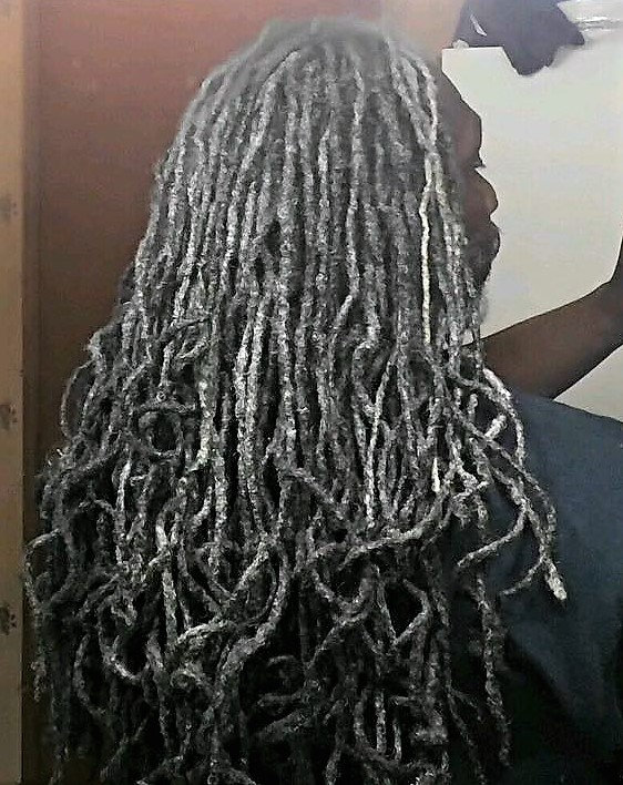 Locs Reattached or Repaired