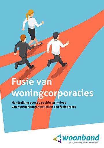 Fusie van woningcorporaties