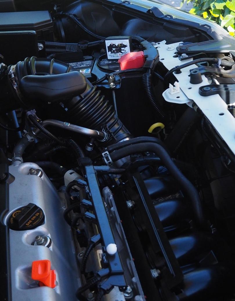 RatLite in Honda CR-V