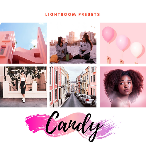 Lightroom Presets - Candy
