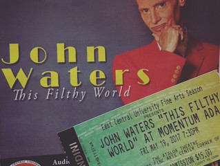 Swept Away With John Waters