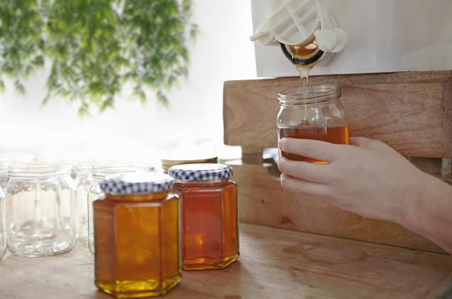 Arômes de miel