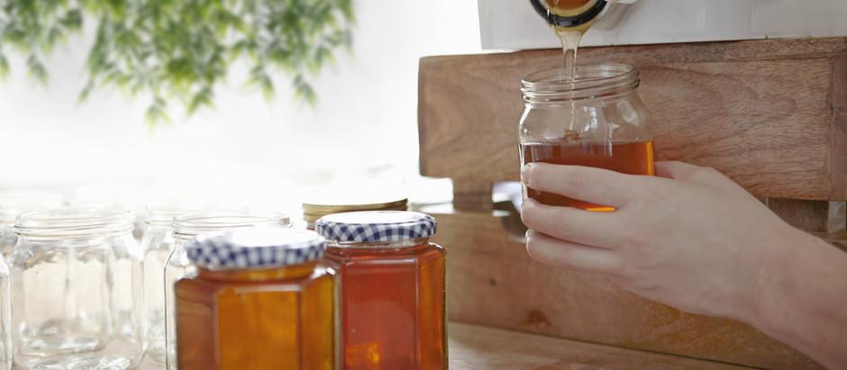 Lyofilizace medu - radši ne