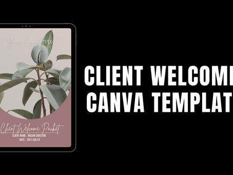 Client Welcome Pack