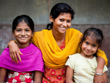GIRLS RISING FOR ACCESS TO EDUCATION