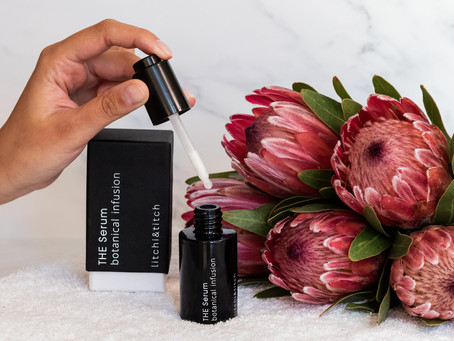 THE SERUM BOTANICAL INFUSION unrivalled benefits to all skin types