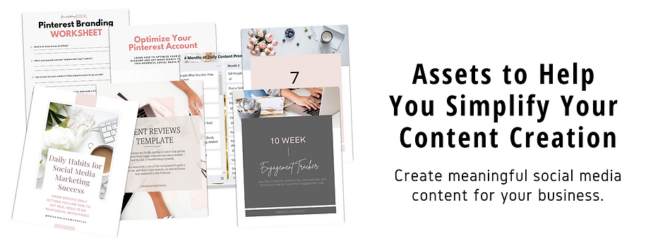 Assets to Help You Simplify Your Content