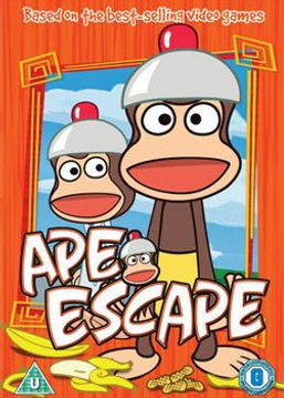 Ape Escape - Score by Compose Mike Reagan