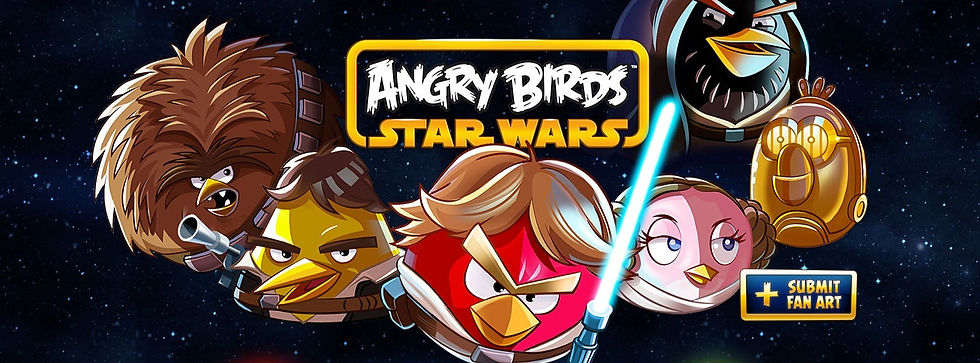Angry Birds Star Wars, Trailer Music by John Williams and Mike Reagan