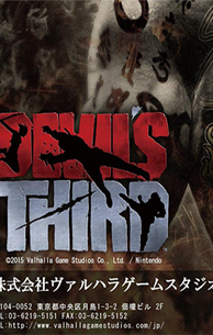 Devils Third, Music by Mike Reagan