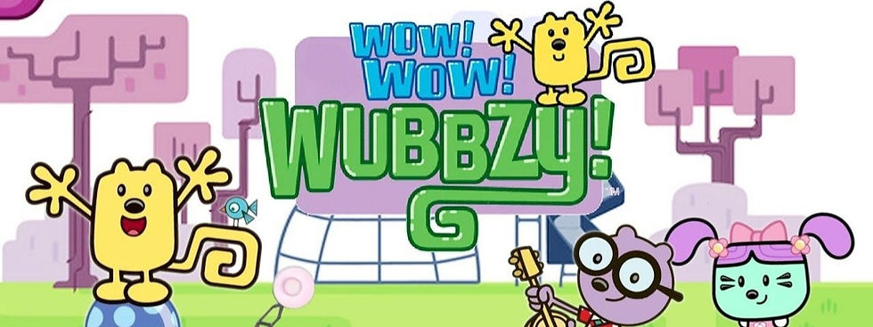 Wow Wow Wubbzy, Original Score by Mike Reagan