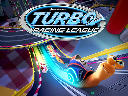Turbo Racing League - Score by Composer Mike Reagan
