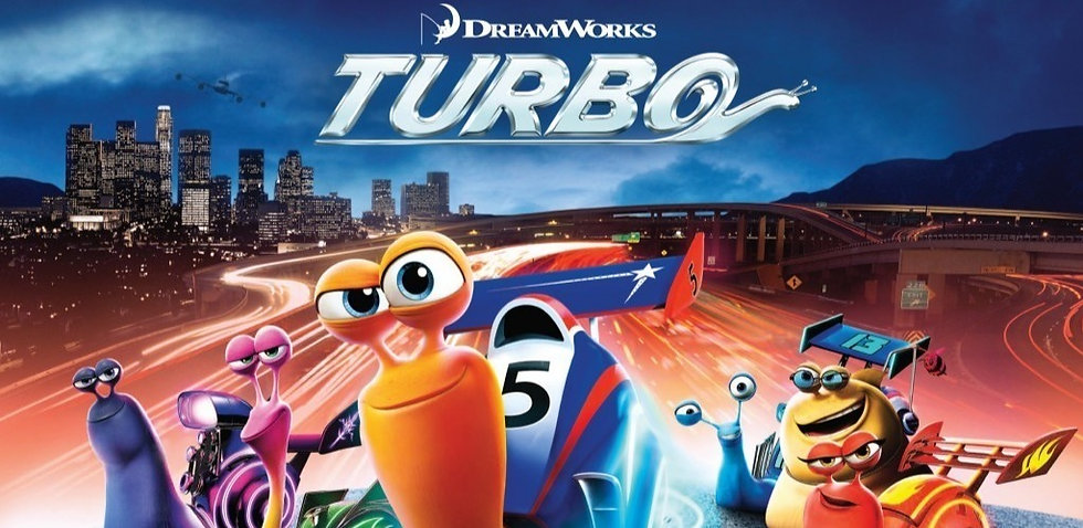 Dreamworks and Pik Pok's Turbo Racing League, Music by Mike Reagan
