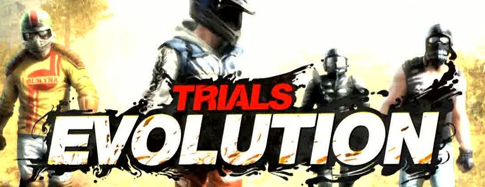 Trials Evolution, Original Songs by Mike Reagan