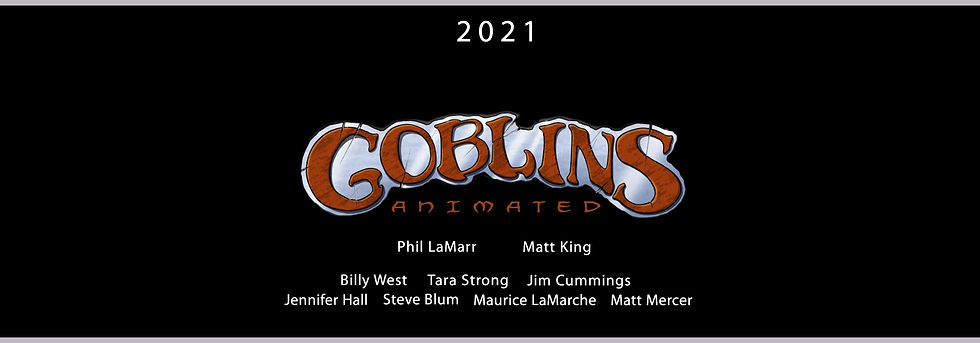 Goblins Animated - Music by Mike Reagan