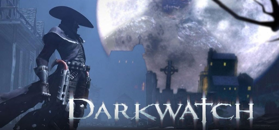 Darkwatch, Music by Mike Reagan and Asdru Sierra